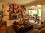 4. La Casa de Ajijic. Living room