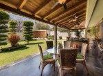 7. La Casa de Ajijic. Terrace & Garden