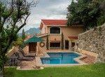 2. Mi Casa de Ajijic. Garden & Pool