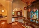 7. Camila. Stairs View & Family Room